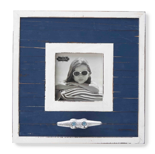 23615 -Navy Cleat Frame - $30
