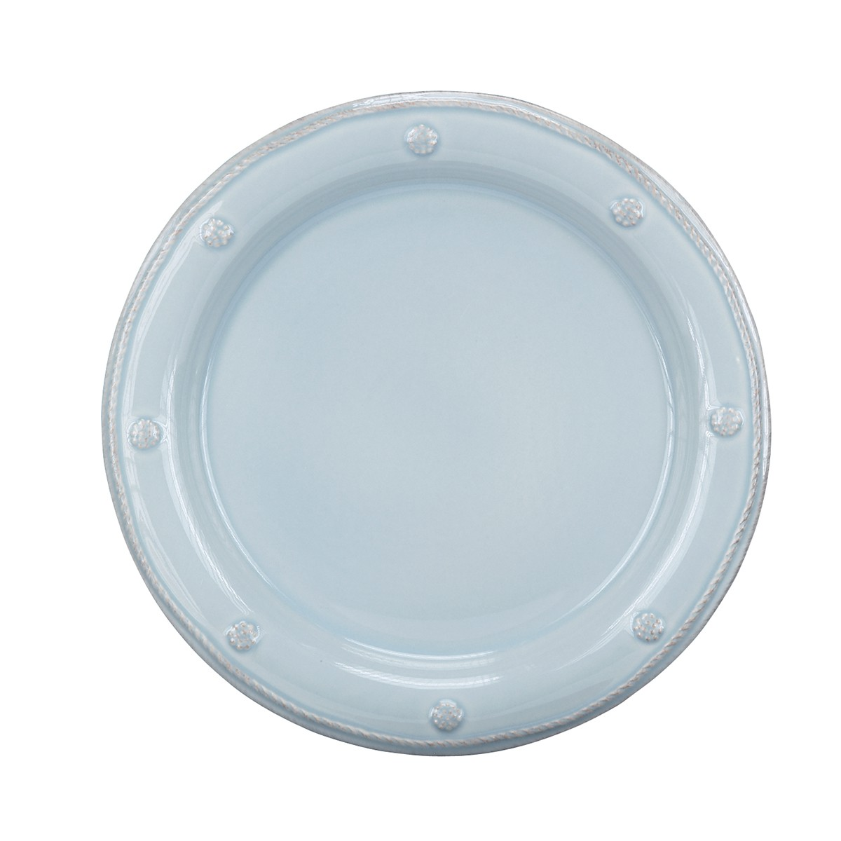 15137 - Ice Blue Dessert Plate(12) - $37/each