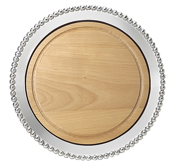 2153 - String of Pearls Round Server - $138 - Received