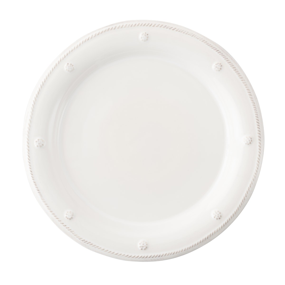 14368 - Berry & Thread White Dinner Plate (6) - $40/each - Received (6)