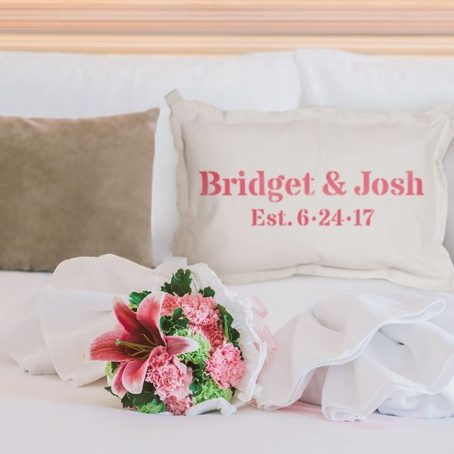 20888 - Custom Pillow (for details please call the store) - $95 - Received