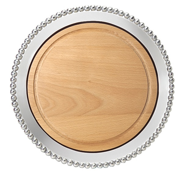 2153 - Pearled Cheese Platter - $138 - received
