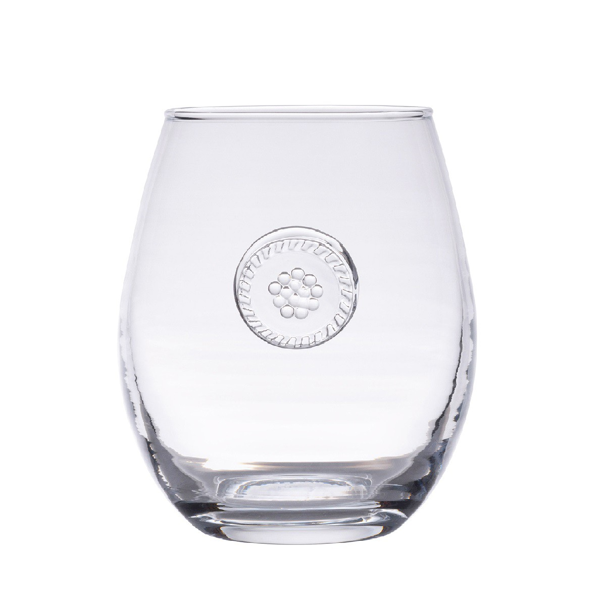 28013 - Berry & Thread Stemless Wine Glasses (8) - $28/each -