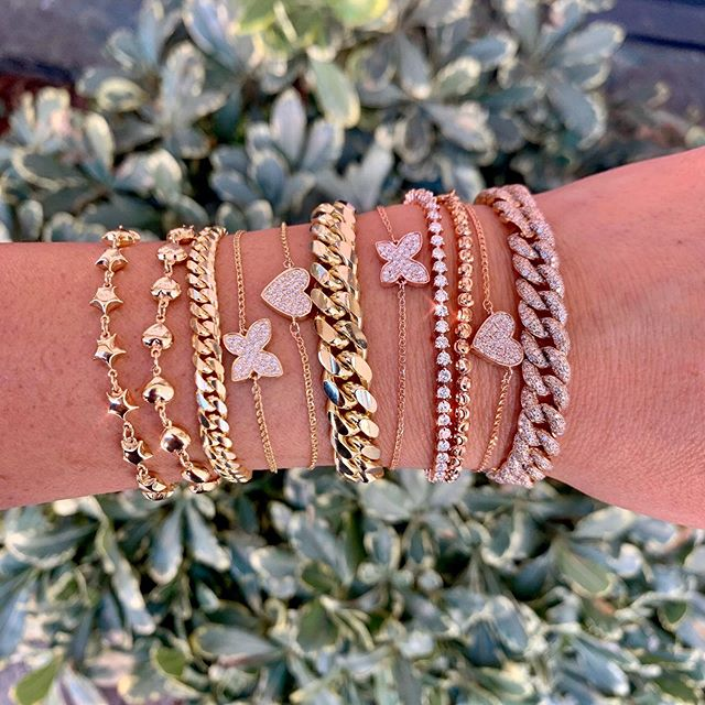We can't keep up with all the new jewels dropping at #jaimiegellerjewelry Latest delivery of #rubystella coming soon to the website but in store NOW. Get in and get a head start on that holiday shopping!!! 💖