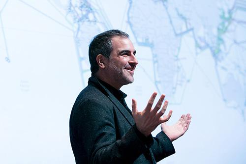 Daniel Perlin at 4A's Createtech 2015