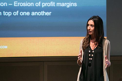 Erica Orange, 4A's CreateTech 2015