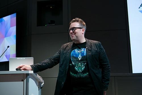Andreas Dahlqvist at 4A's CreateTech 2015