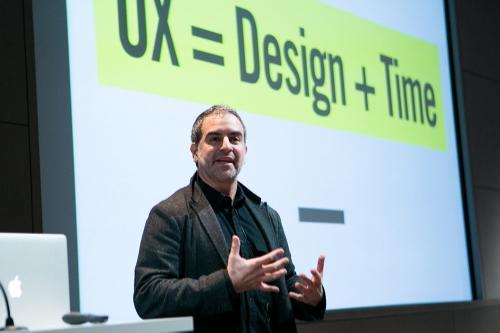 Daniel Perlin, UX Director, Droga5 Listen Closely