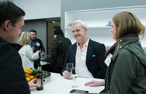 Cocktail Party, 4A's CreateTech 2015