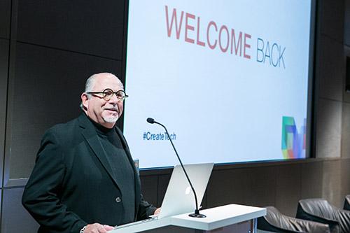Welcome Back, Day Two Alan Schulman, Deloitte Digital