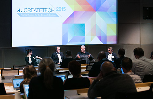 Advanced Technologies That Will Change Advertising Creative, 4A's Createtech 2015