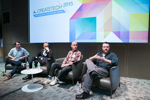 VR: Beyond the Headset, 4A's CreateTech 2015