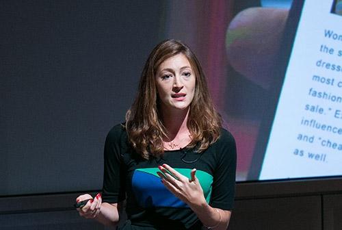 Elise Birkhofer, 4A's CreateTech 2015