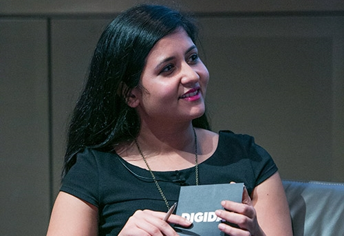 Shareen Pathak at 4A's CreateTech 2015