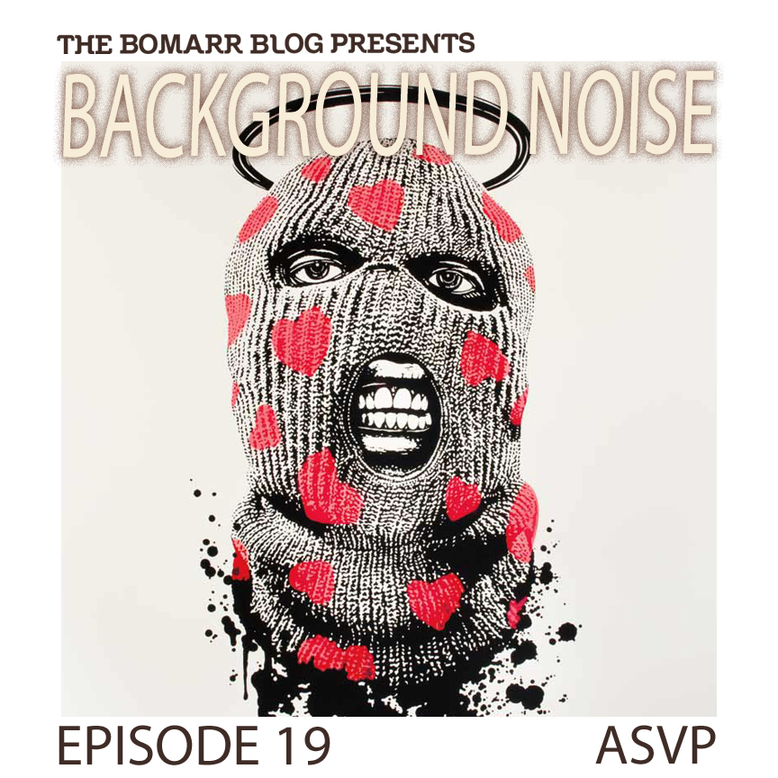"The ""Background Noise"" podcast series focuses on the music that artists listen to when they work, what music inspires them, or just music they like. This week, in Episode 19, the focus is on Brooklyn-based duo  ASVP ."