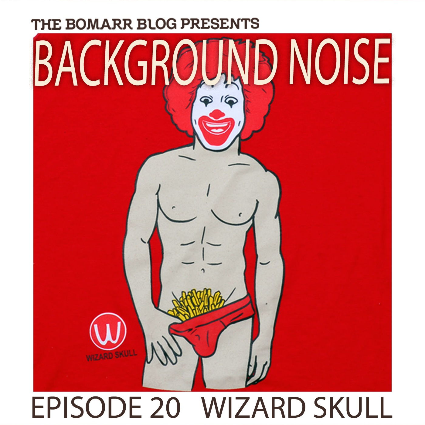 "The ""Background Noise"" podcast series focuses on the music that artists listen to when they work, what music inspires them, or just music they like. This week, in Episode 20, the focus is on Brooklyn's  Wizard Skull ."
