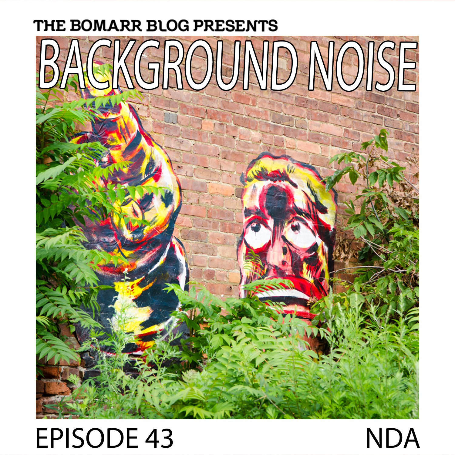 "The ""Background Noise"" podcast series focuses on the music that artists listen to when they work, what music inspires them, or just music they like. This week, in Episode 43, the focus is on New York artist NDA.."