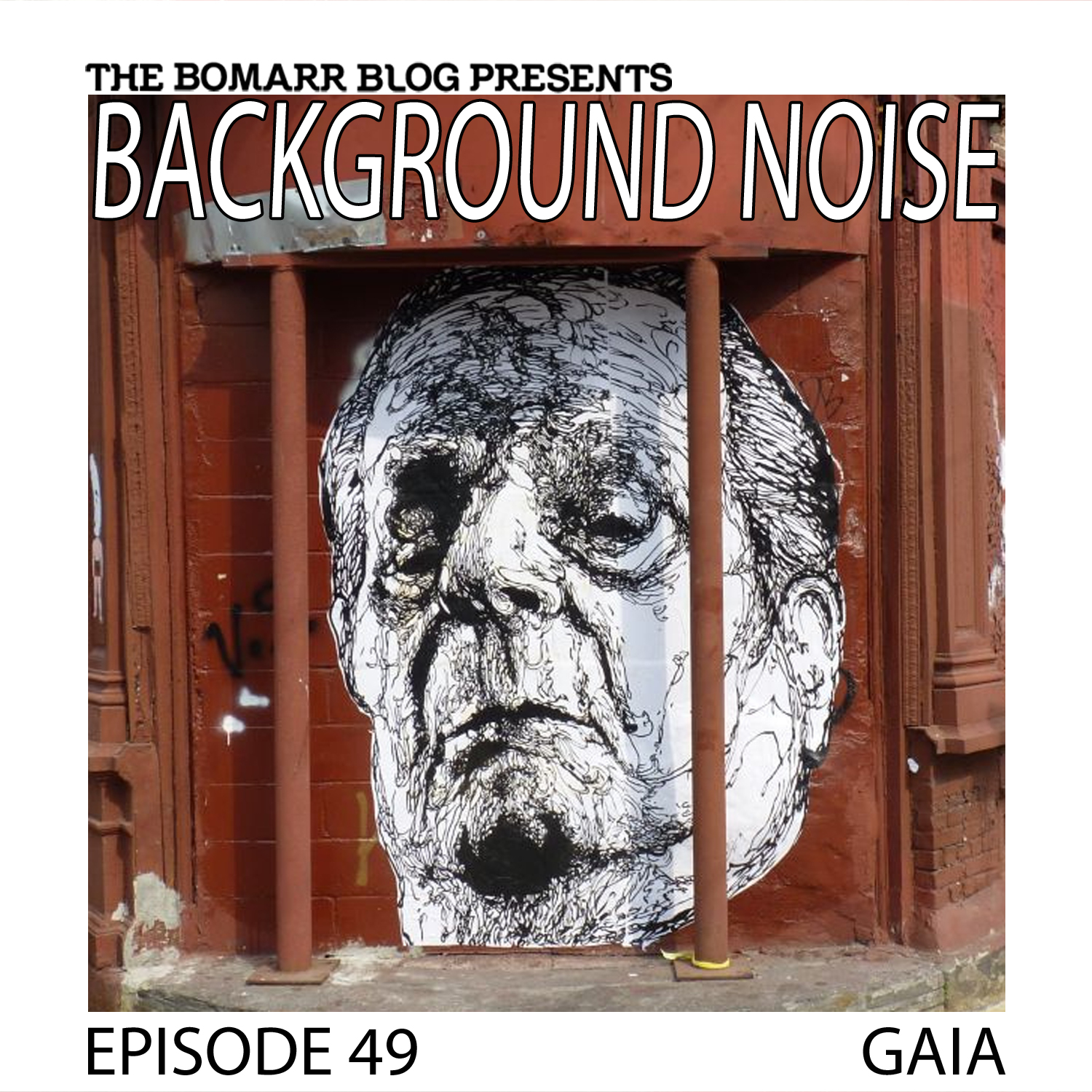 THE BACKGROUND NOISE PODCAST SERIES FOCUSES ON THE MUSIC THAT ARTISTS LISTEN TO WHEN THEY WORK, WHAT MUSIC INSPIRES THEM, OR JUST MUSIC THEY LIKE. THIS WEEK, IN EPISODE 49, THE FOCUS IS ON GAIA (photo via  gammablog.com )