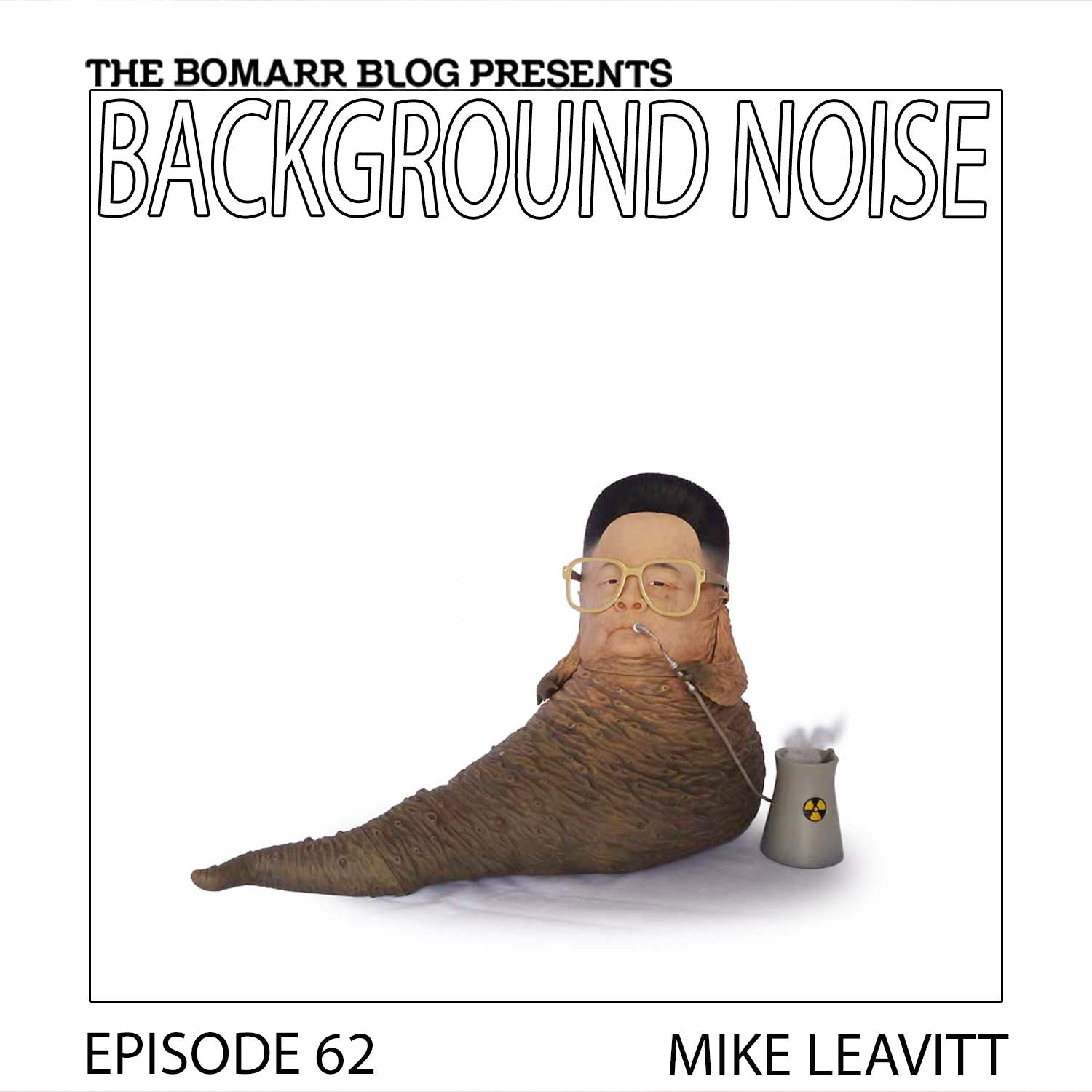 THE BACKGROUND NOISE PODCAST SERIES FOCUSES ON THE MUSIC THAT ARTISTS LISTEN TO WHEN THEY WORK, WHAT MUSIC INSPIRES THEM, OR JUST MUSIC THEY LIKE. THIS WEEK, IN EPISODE 62, the focus is on artist mike leavitt
