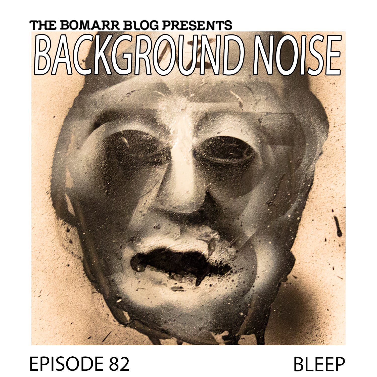 THE BACKGROUND NOISE PODCAST SERIES FOCUSES ON THE MUSIC THAT ARTISTS LISTEN TO WHEN THEY WORK, WHAT MUSIC INSPIRES THEM, OR JUST MUSIC THEY LIKE. THIS WEEK, IN EPISODE 82, THE FOCUS IS ON BLEEP