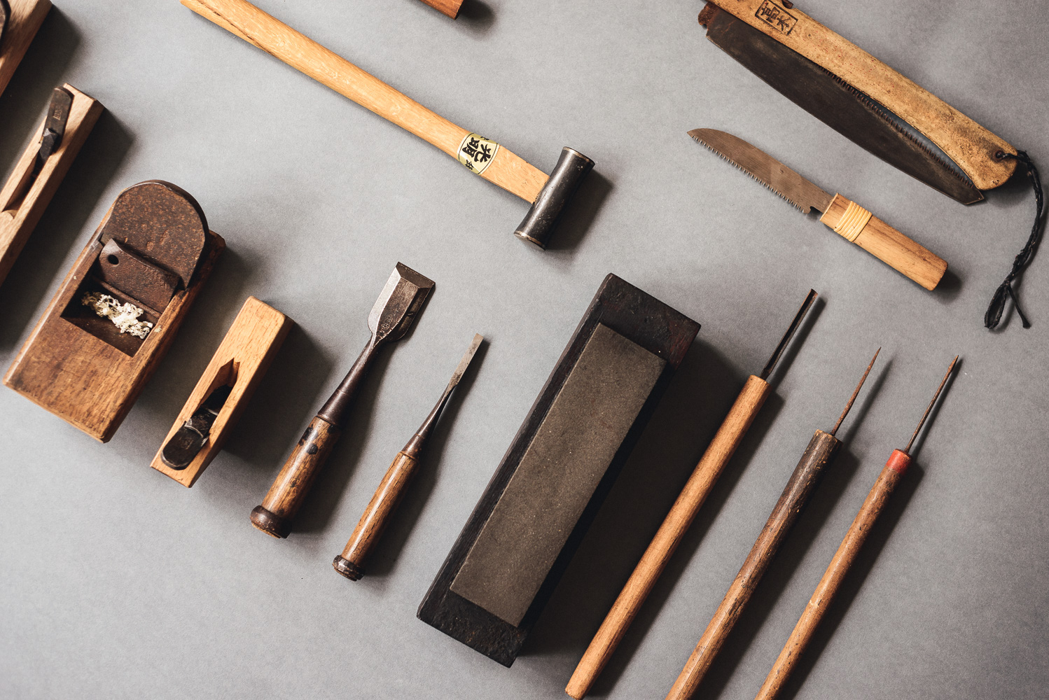 Kanna An Exploration Of Traditional Japanese Carpentry