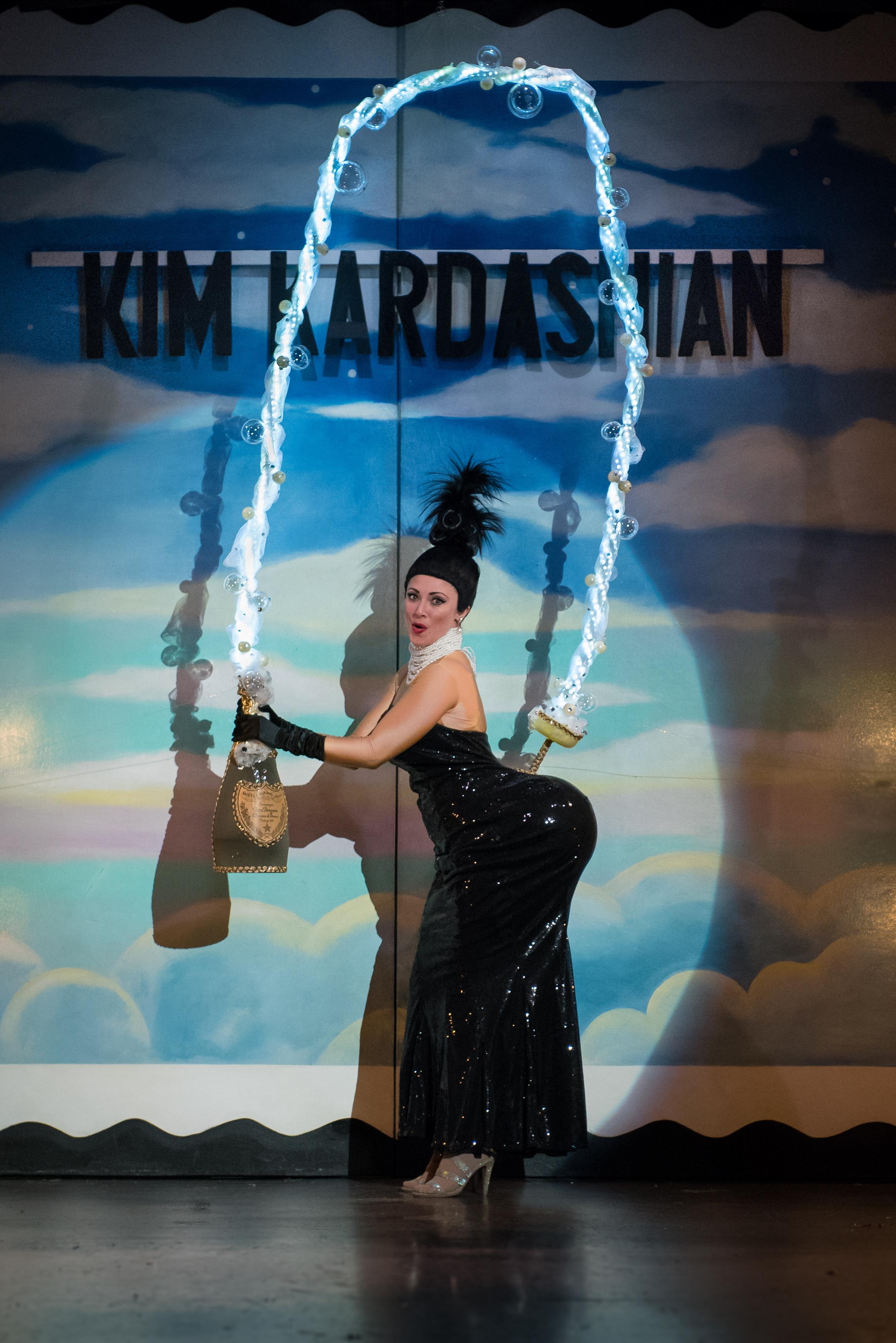 Kim Kardashian | Photo credit: Rick Markovich