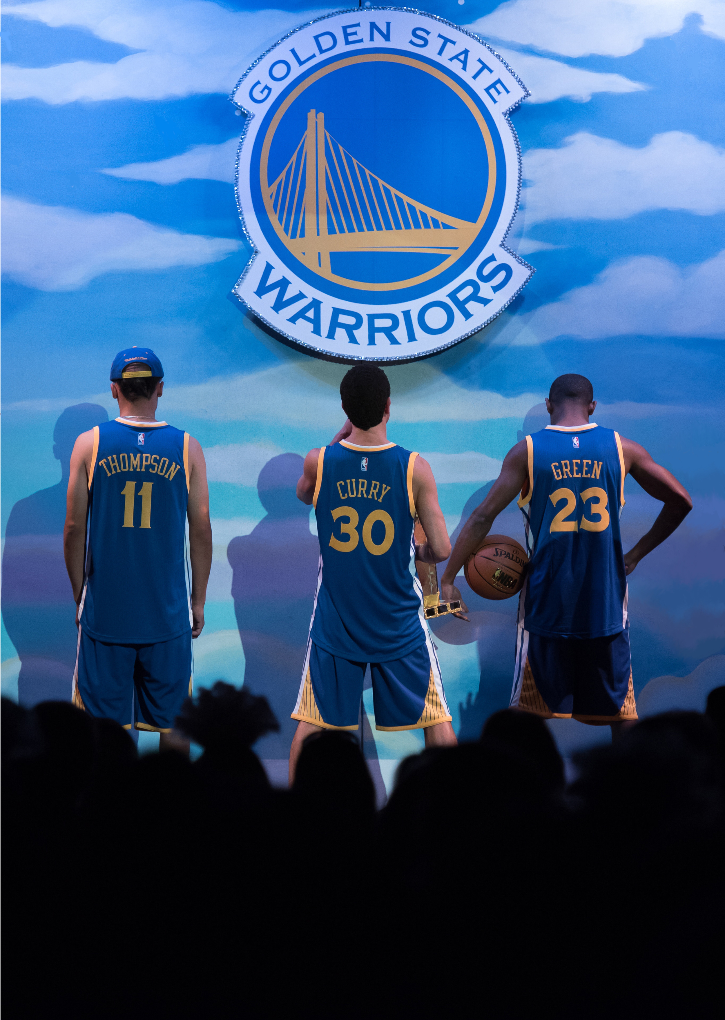 The Golden State Warriors | Photo credit: Rick Markovich
