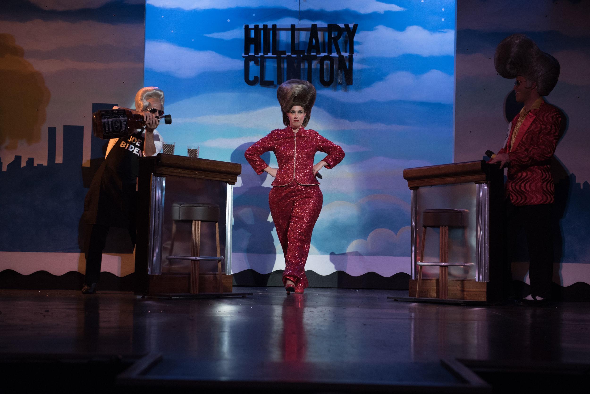 Hillary Clinton | Photo credit: Rick Markovich