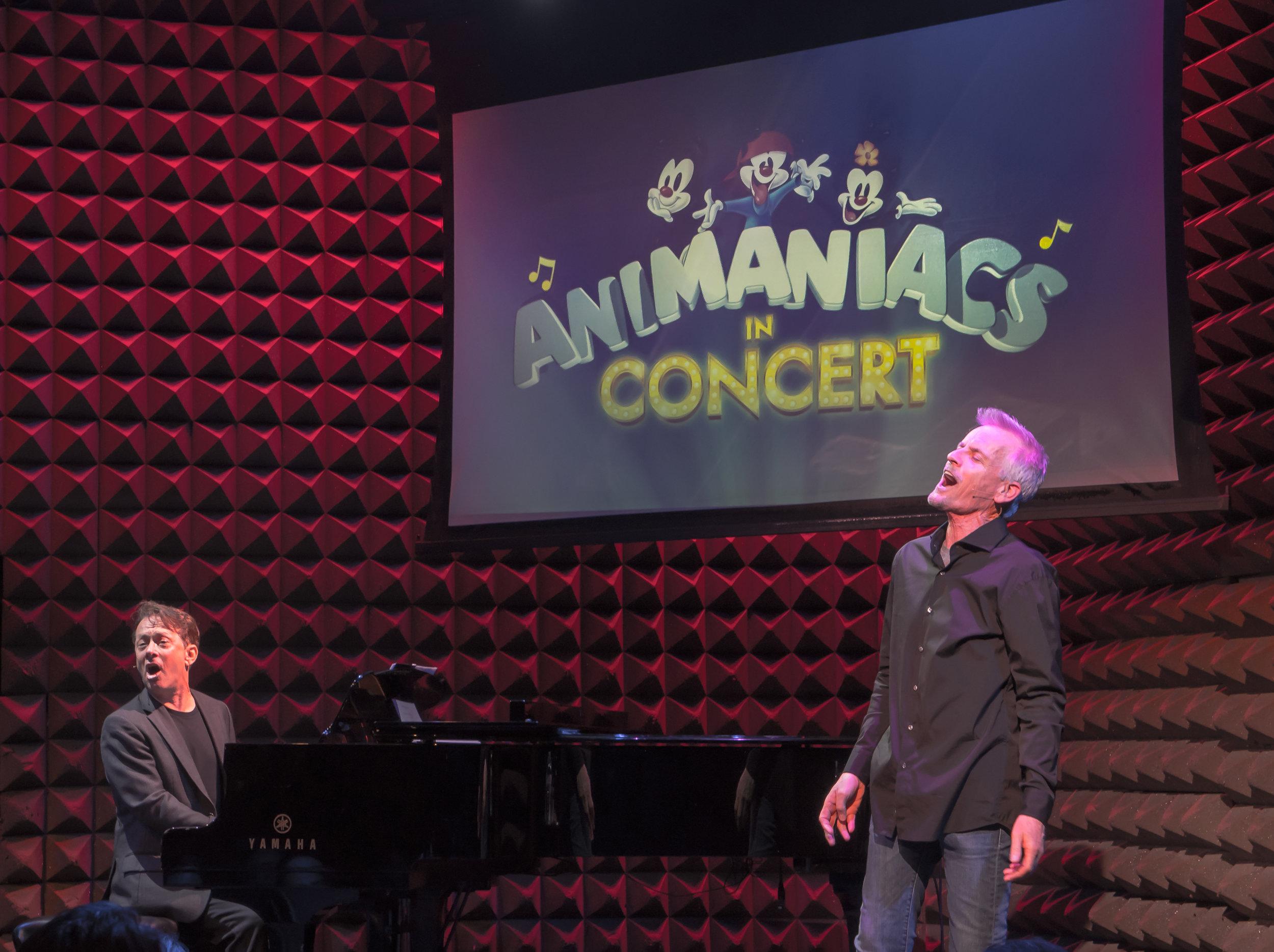 Copy of Animaniacs Live!