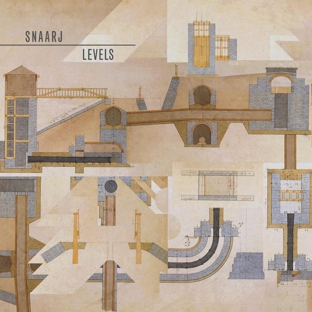SNAARJ  Levels  Alto Saxophone, Compositions