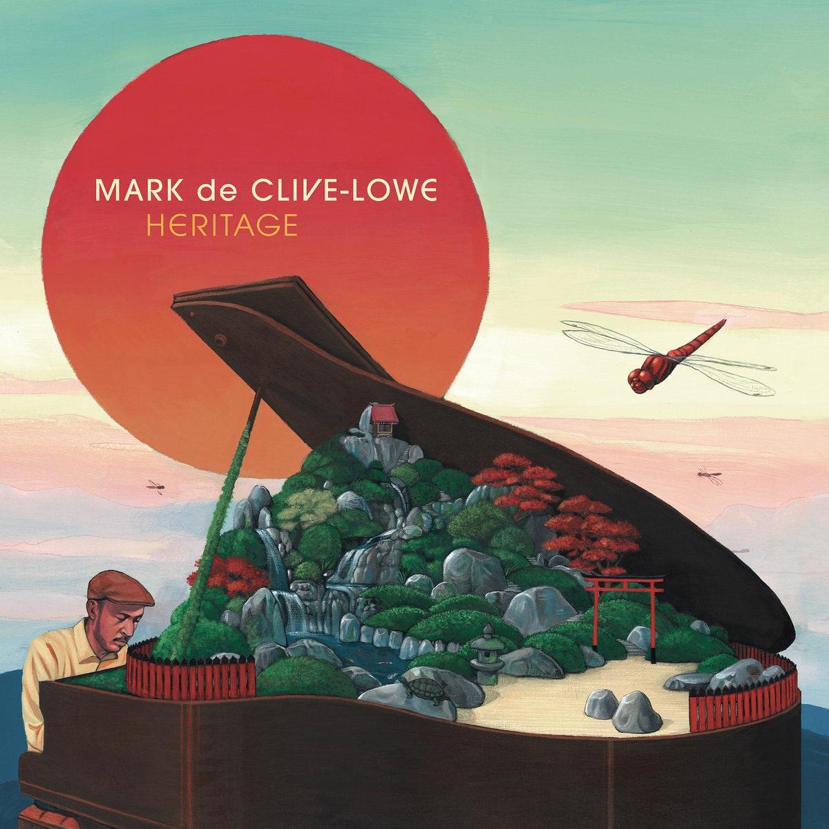 MARK DE CLIVE-LOWE  Heritage  Alto Saxophone, Flute