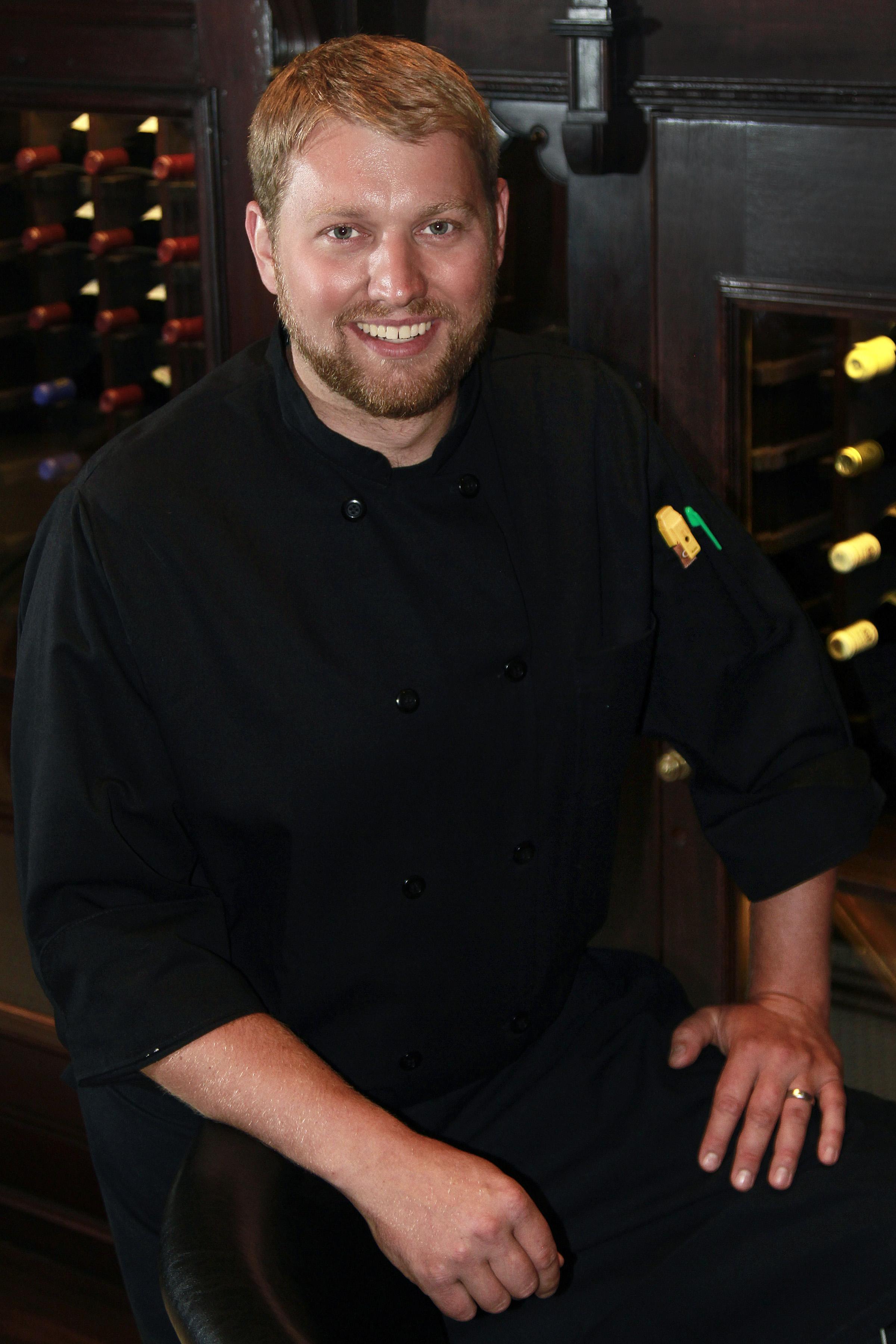 Mason Zeglen, Executive Chef