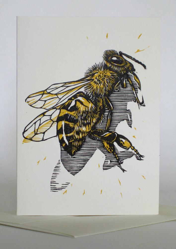 A1 Notecard: Honeybee