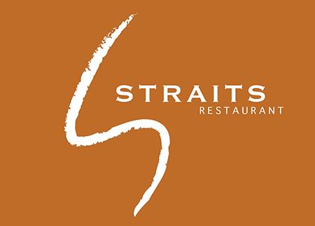 Straits Restaurant Menu Design