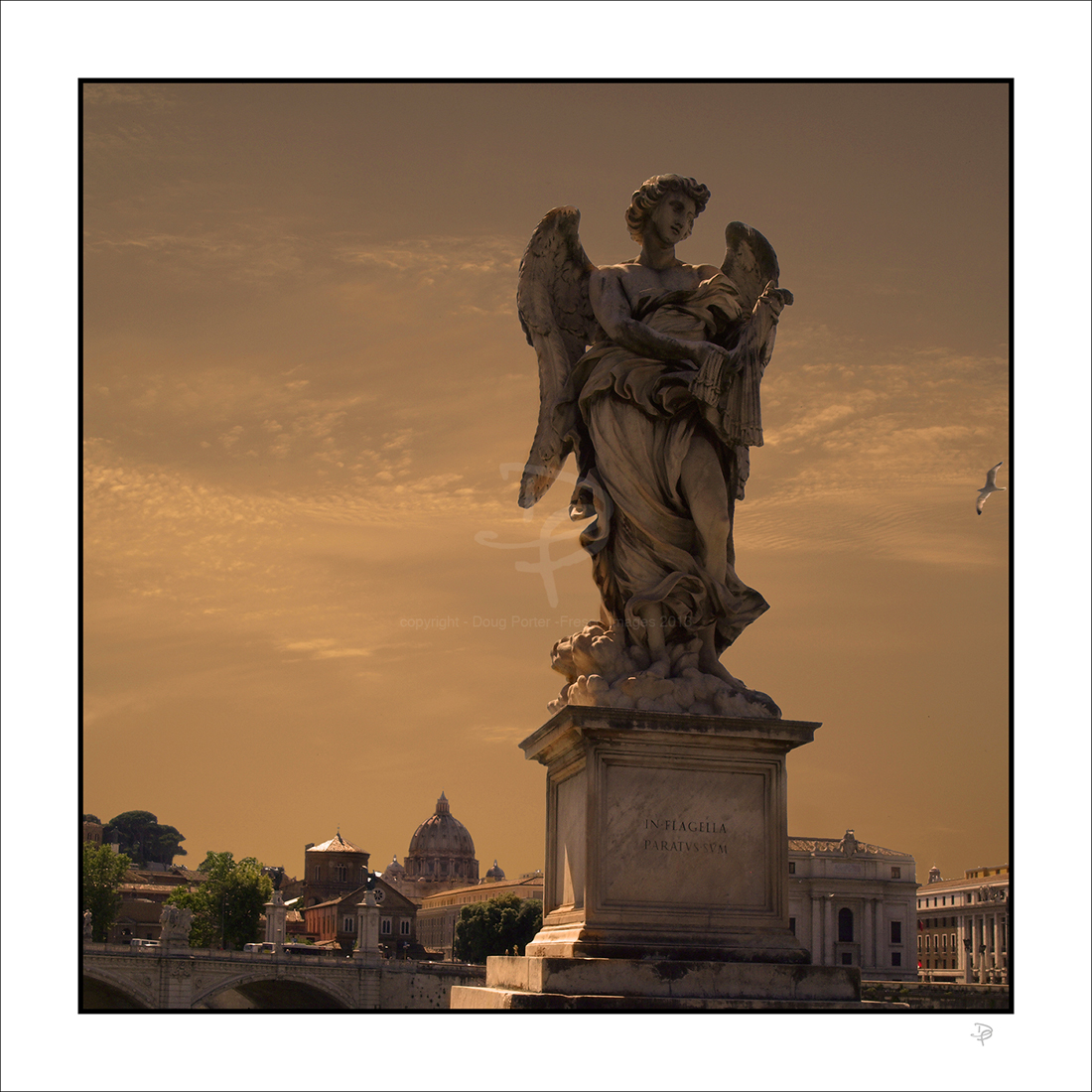 Bernini's Angel.