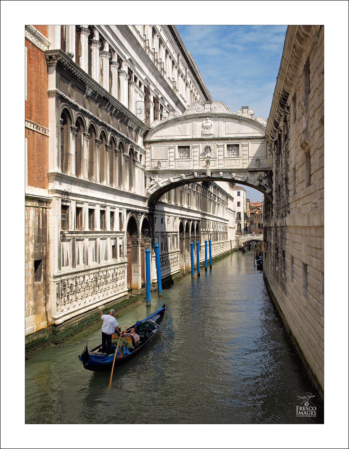 'The Bridge of Sighs'
