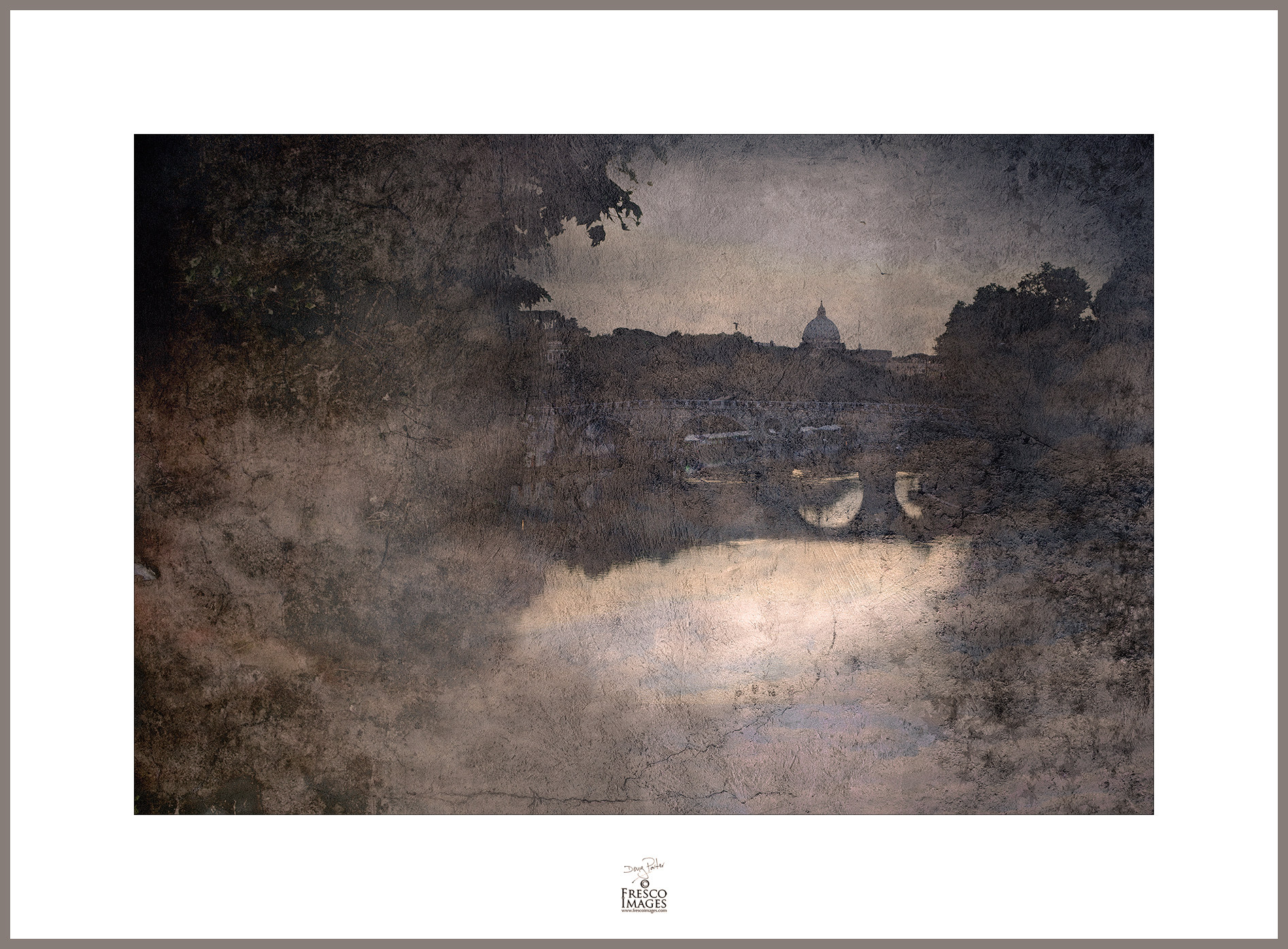 'san Pietro e ponte Sisto'
