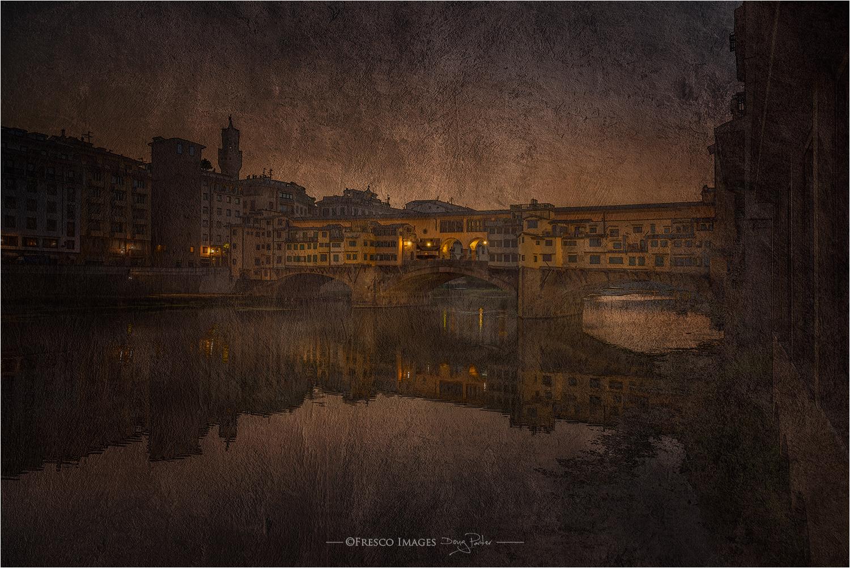 'Ponte Vecchio a Notte'