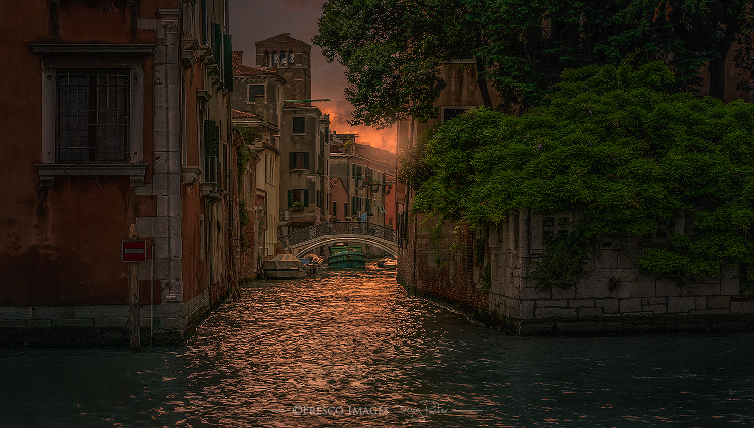 Sundown, Venice 2008