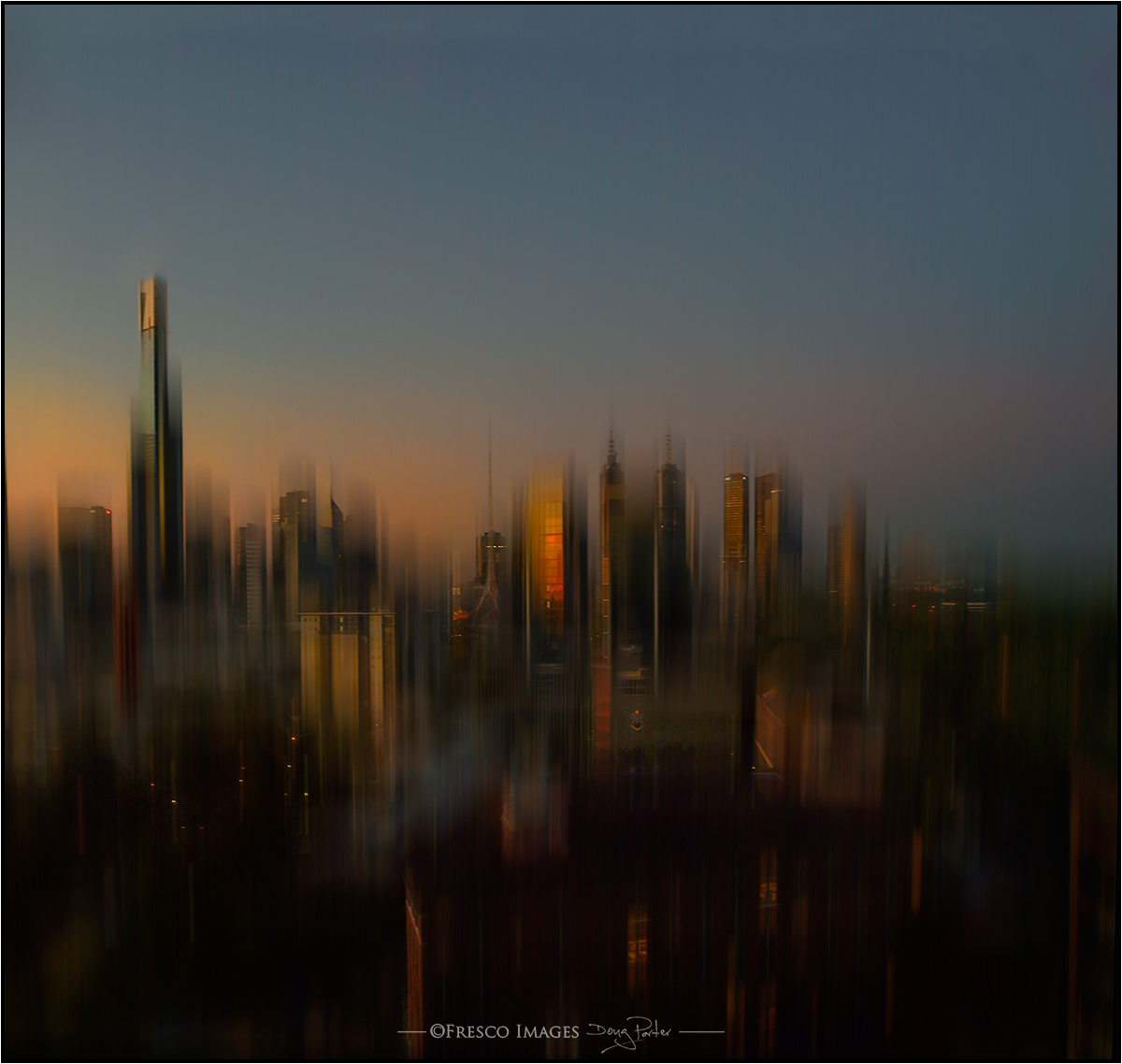 'Metropolis in Sun'
