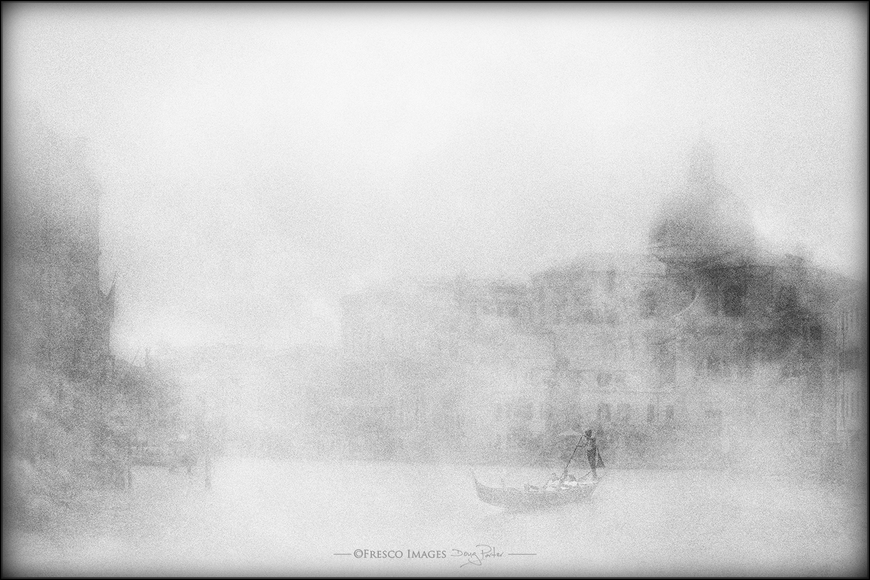 'Venice in mist'