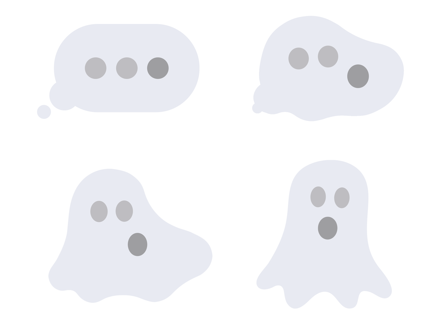"""Have You Ever Been Ghosted?"" / AD: Jaspal Riyait"