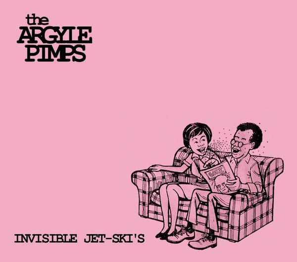 """The Argyle Pimps are injecting an efficient hybrid of humor and that self-serving braggadocio which has been missing from the indie rap circuit."" - URB Magazine  ""Invisible Jet-Ski's is destined to be the stuff of legend. A MUST have! The Argyle Pimps have a classic debut, and few records of this genre have been better!"" - Black and White Magazine  ""I suppose one could say these cats are the hip hop equivalent to Weezer."" - The Undercurrent"