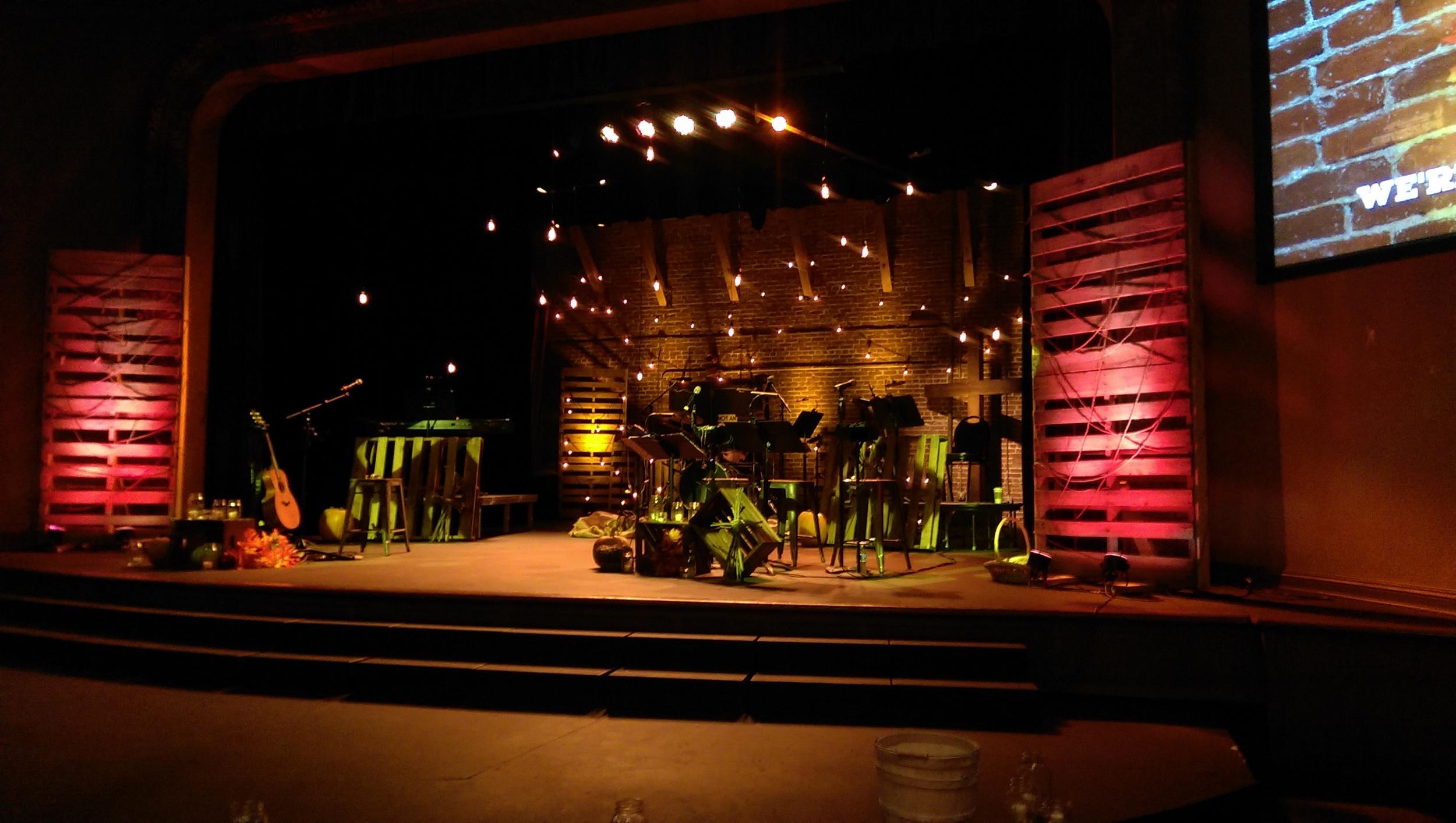 Thanksgiving Night of Worship 2014