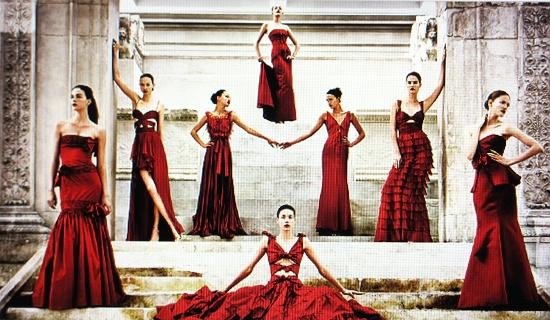 Exhibit: Valentino: Master of Couture