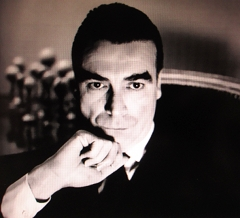 Portrait of Cristóbal Balenciaga, the couturier who inspired us all.