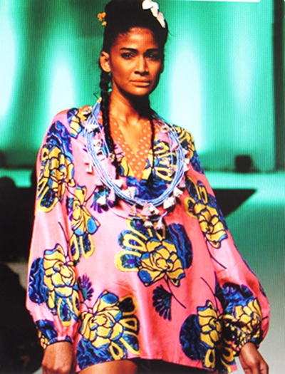 Tunik by Anupamaa for Resort Fashion Week Goa