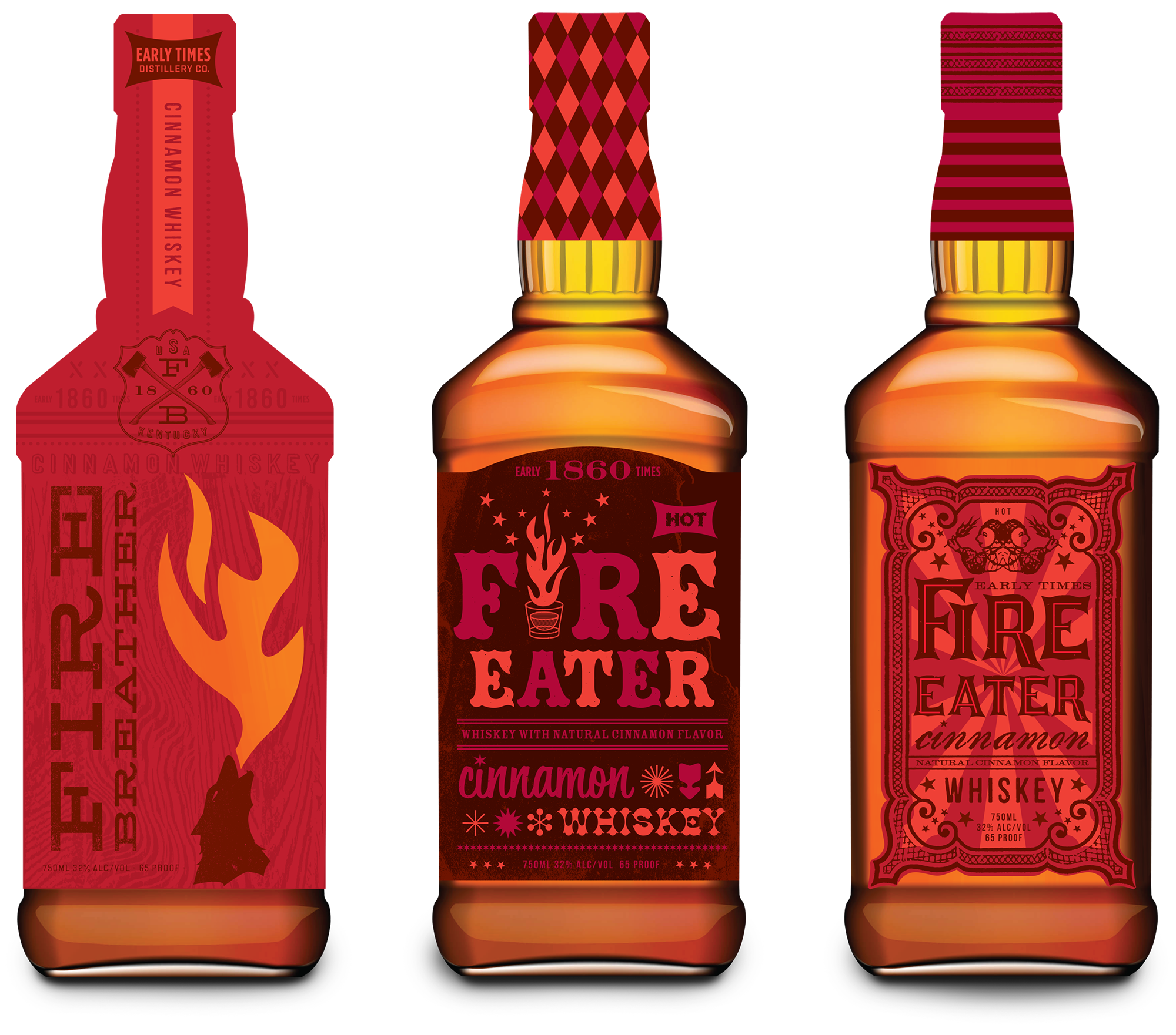 Early Times Hot Cinnamon Whiskey _ Funnel.tv | Eric Kass