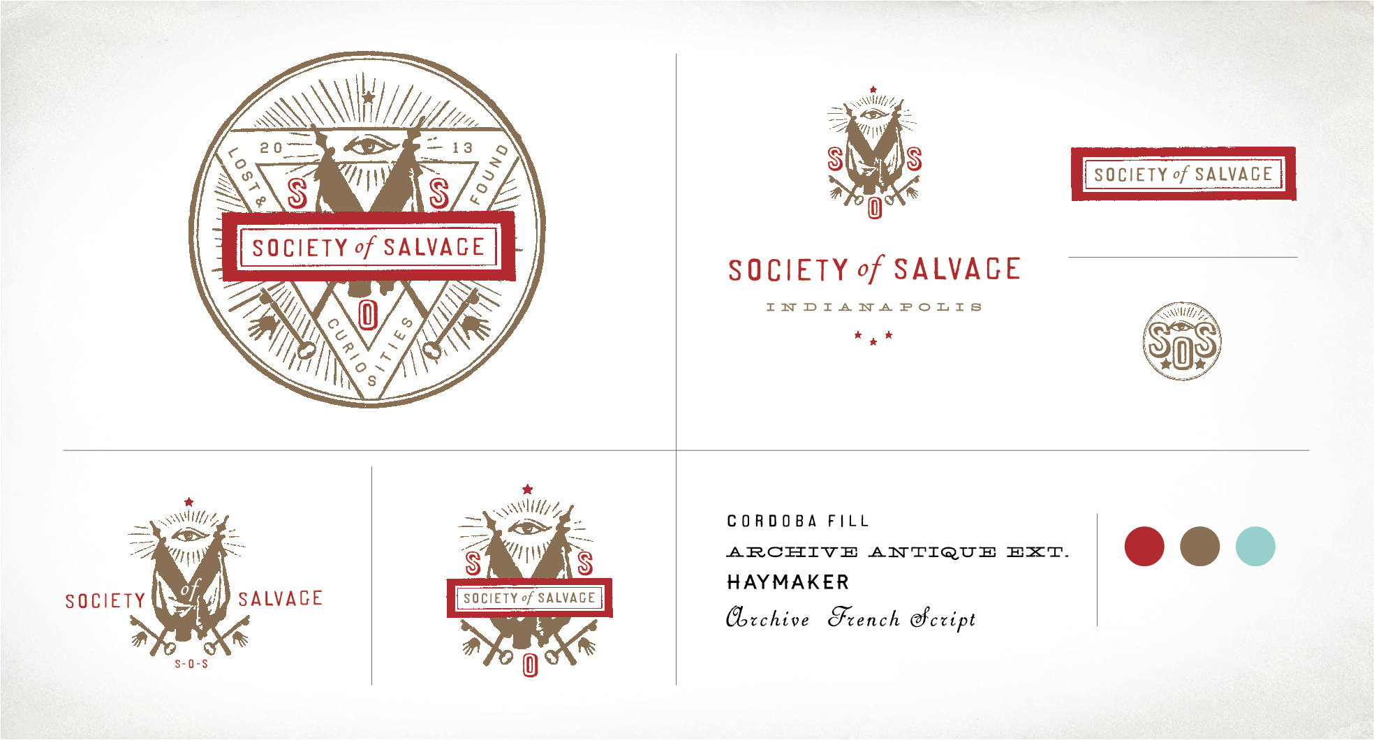 Society of Salvage _ Funnel.tv | Eric Kass