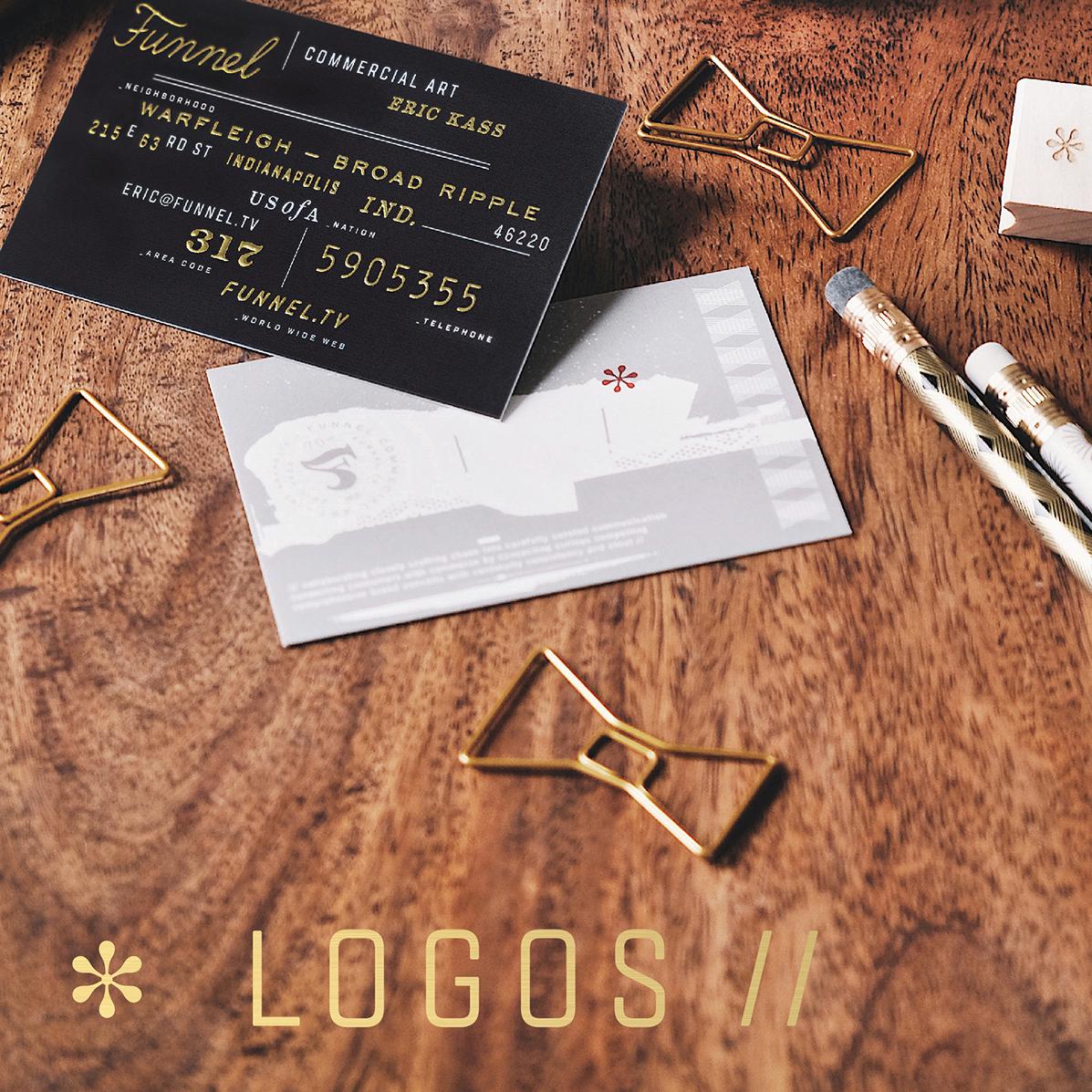 Logos _ Funnel.tv | Eric Kass